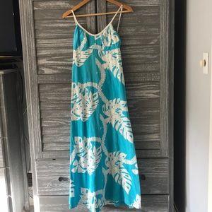 Long Aloha!  Hawaiian 🌺 dress.